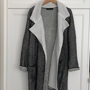 Jackets & Blazers - Lyla + Luxe | gorgeous long knit coat w pockets